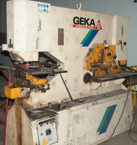Geka Hydracrop 110/180 Shearing-Puncturing System