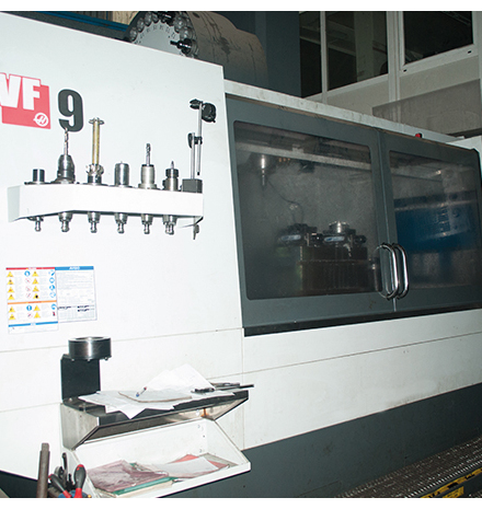 Haas VF-9 Machining Centre