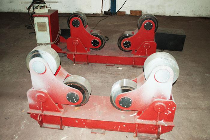 Viradores Codesol CVA 2M -10P