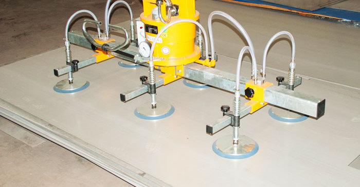Elevador por vacío Vacuum lift