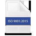 Certificado 9001:2015