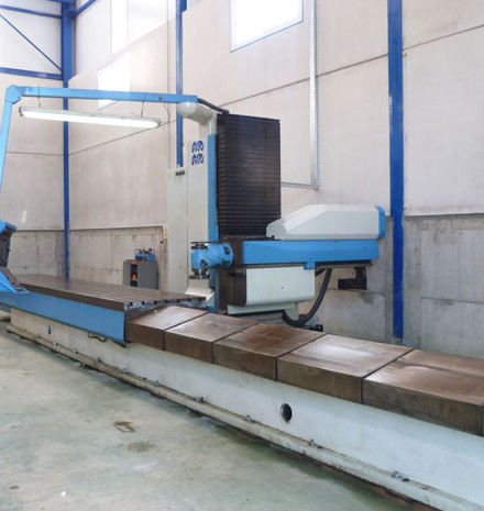 Milling machine MTE